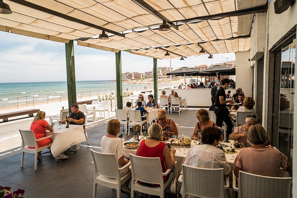Jornadas Gastronómicas Torrevieja y el Mar – VELA BEACH Restaurante